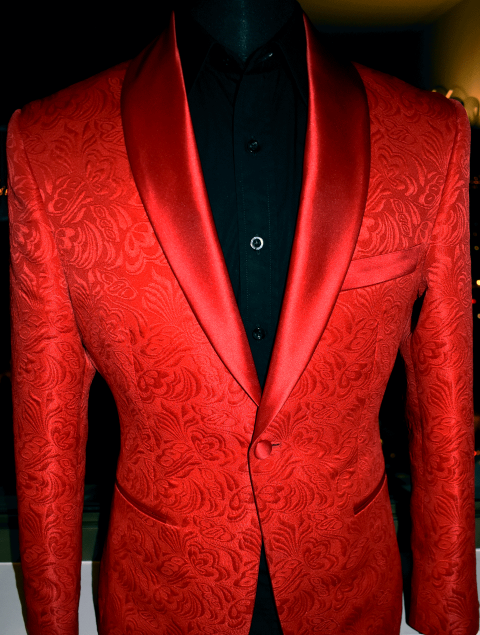 d9fa814c21be Red Dragon Dinner Jacket – Ric Flair Collection
