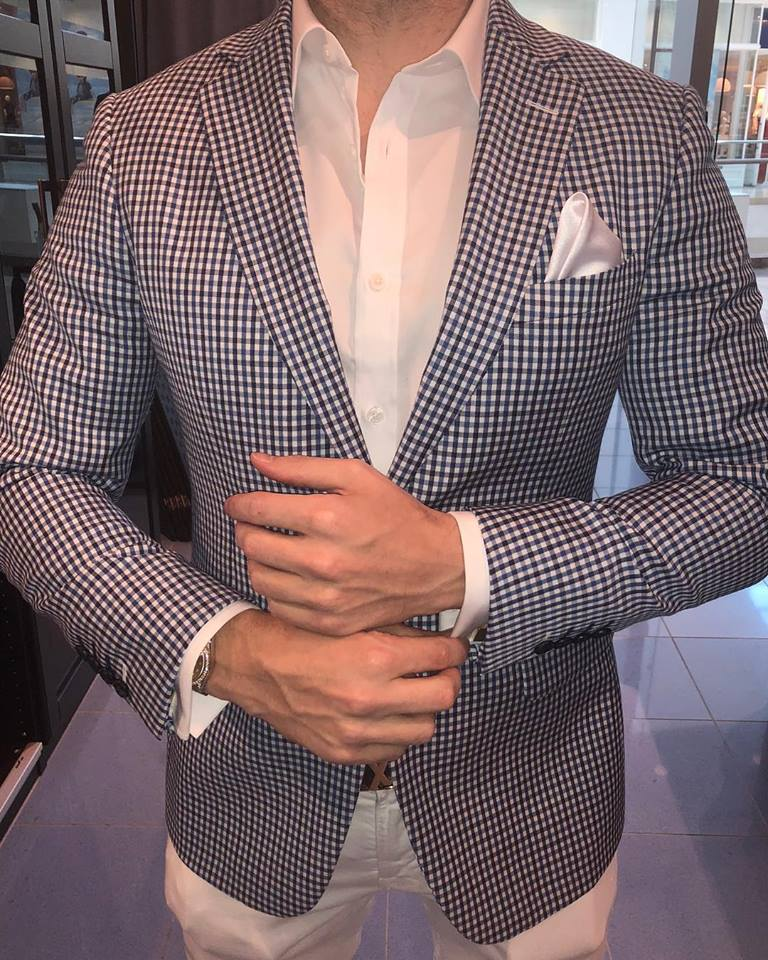 Blue-White-Checkered-Sports-Coat