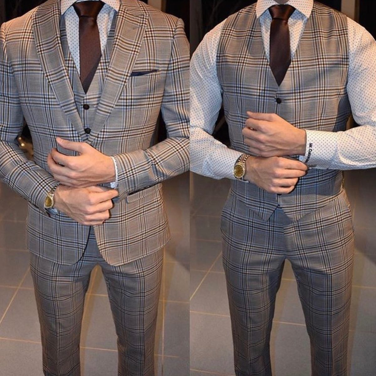 Three-Piece-Custom-Suit-Vest